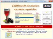 aplicación calidad añadas vinos españoles d.o.