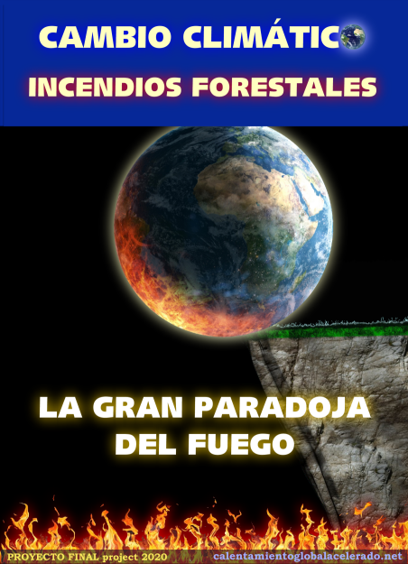 cambio climático incendios  forestales